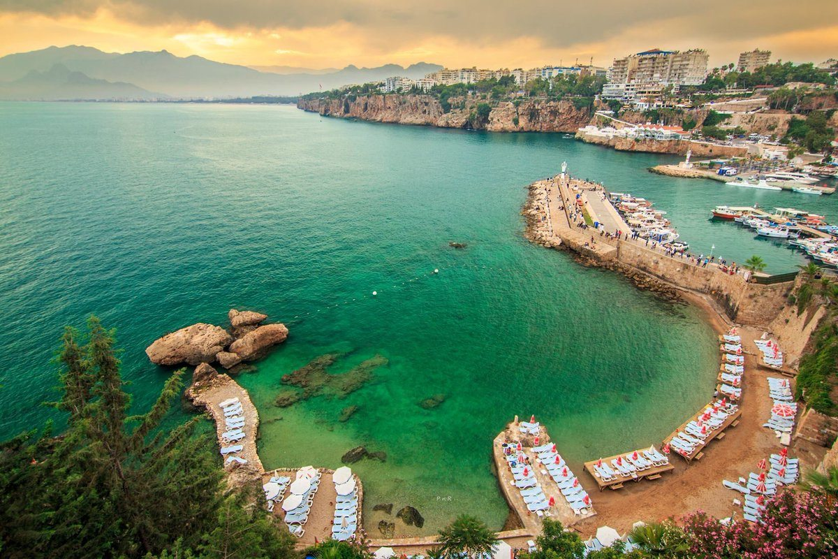 Турецкий курорт Анталия