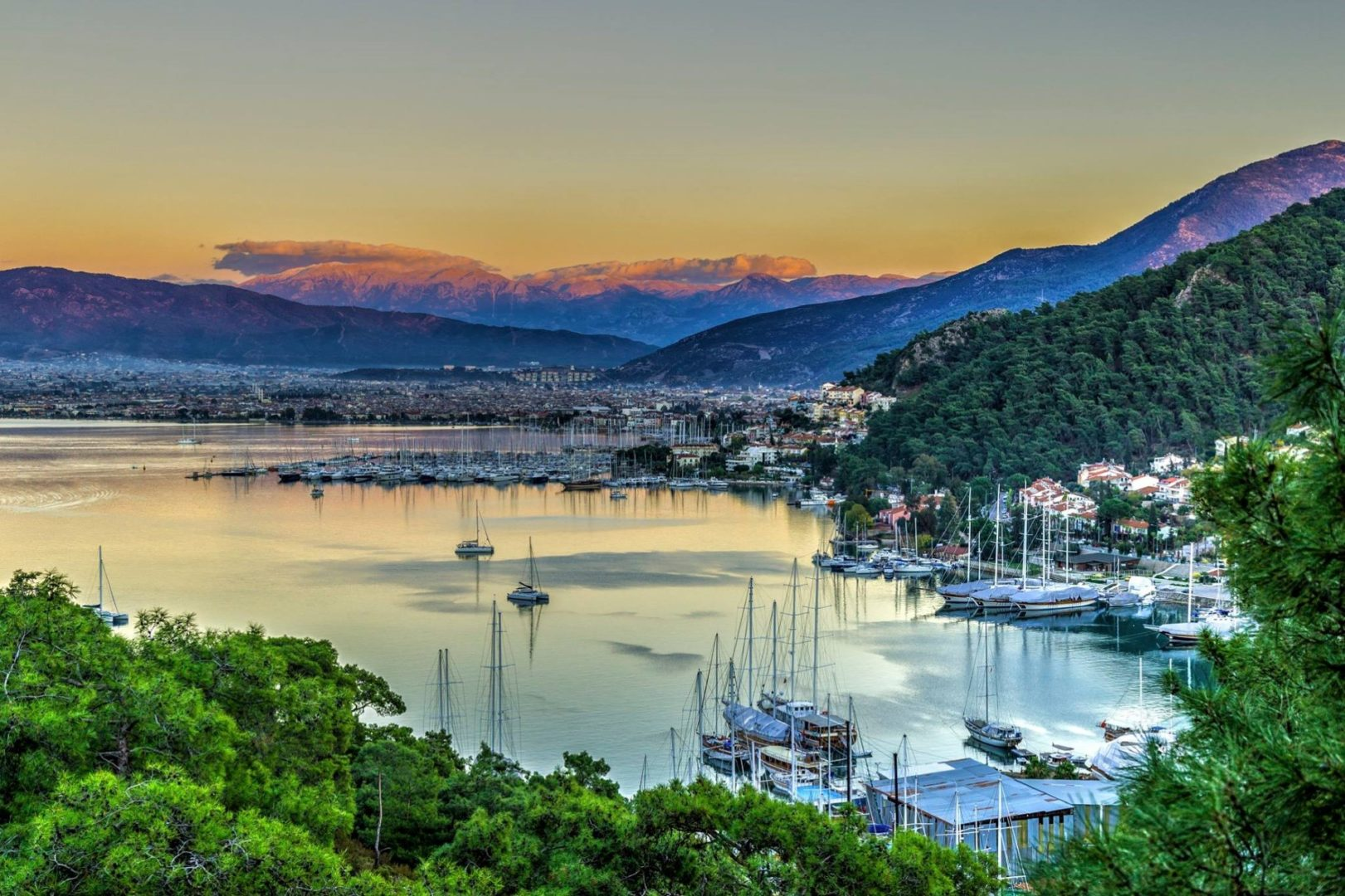 Турецкий курорт Мармарис