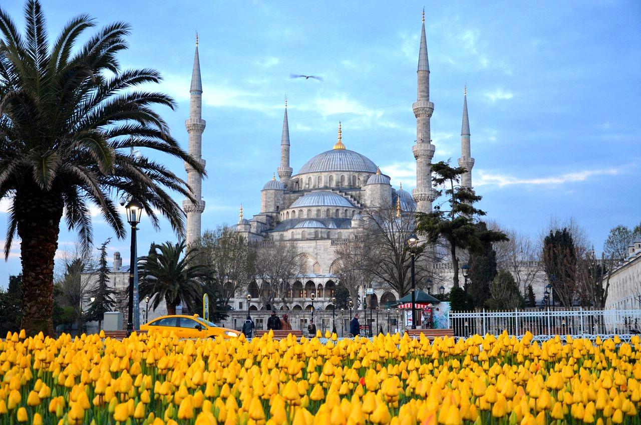 Турецкий курорт Стамбул